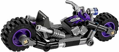 LEGO CATCYCLE Motorcycle From 70902 The Batman Movie Catwoman/'s Vehicle Bike