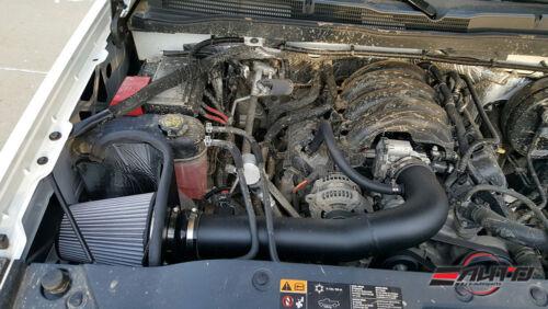 AFD Air Filter intake Heat Shield for 14-18 Silverado Sierra 1500 4.3 4.3L V6