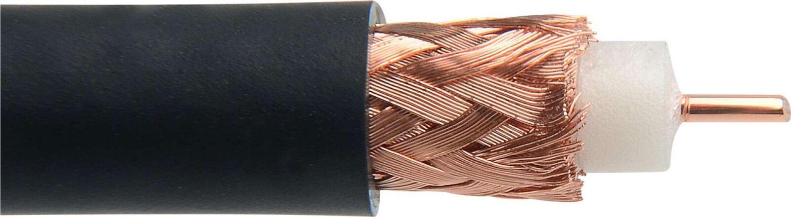 Nuevo Cable Coaxial Canare L-5CFW 100 M M M 75ohm Negra de Japón con el número de seguimiento  Todo en alta calidad y bajo precio.
