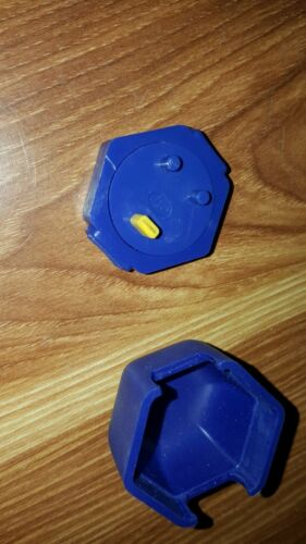 Creative memories custom cutting system blue  swivel blade