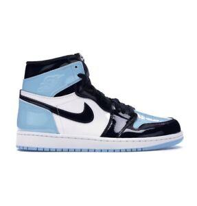 Detalles acerca de Nike Jordan 1 Azul Tamaño Chill Air 10 para mujer de 8.5 hombres mostrar título original
