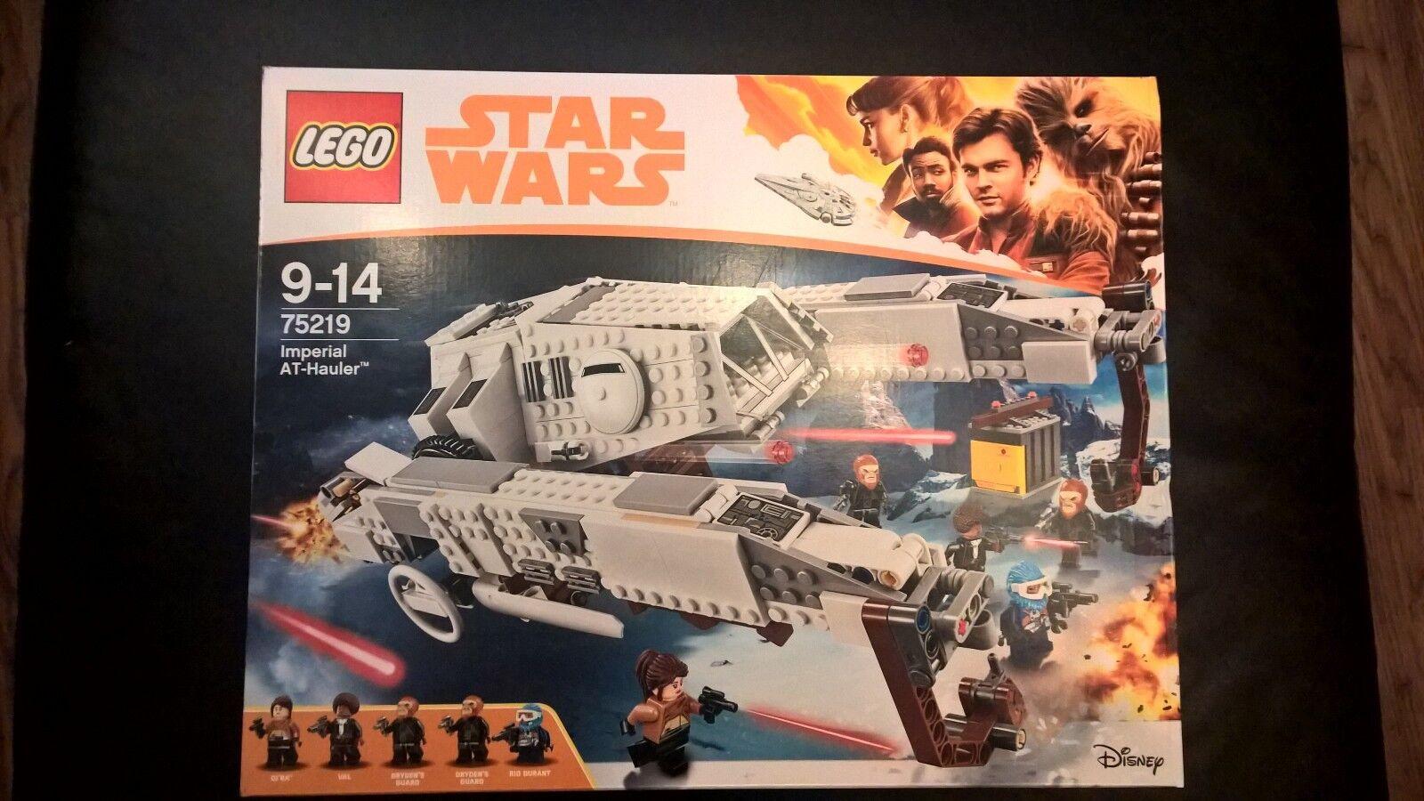 risparmia fino al 50% LEGO 75219-IMPERIAL A-Hauler-Sigillato Nuovo Nuovo Nuovo di zecca - - estrella guerras -  acquisto limitato