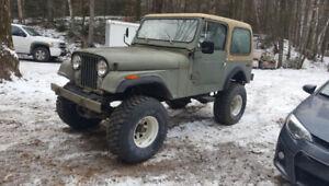 Jeep Cj-7 1976