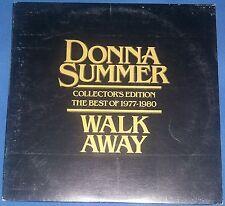 Donna Summer Walk Away LP 1980 Casablanca Records NBLP 7244
