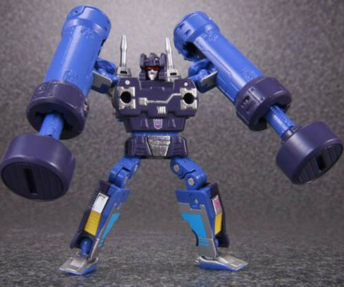 Transformation Masterpiece MP16 Frenzy Buzzsaw  Aticon Figure In Stock Gift