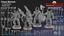 Minis3D-Rep-Heroquest-Remake-DungeonWorks-Chaos-Warrior miniatura 35