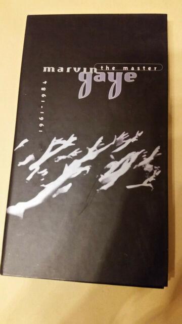4 CD Box Set - Marvin Gaye - The Master 1961 - 1984