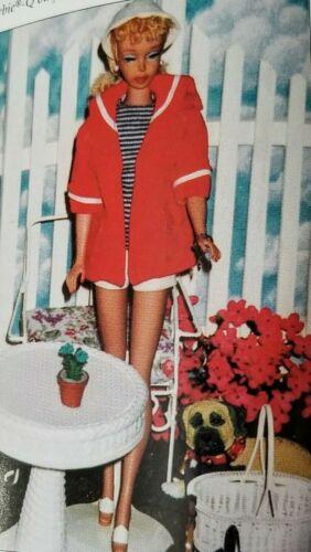 Details about  /Vintage BARBIE RESORT SET Outfit #963 Complete 1959-1962