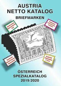 ANK-Austria-Netto-Katalog-Briefmarken-Osterreich-Spezialkatalog-2019-2020