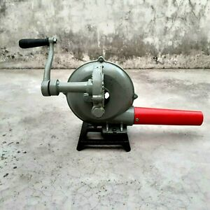 Forge-Fan-Furnace-With-Hand-Blower-Pedal-Type-Handle-Blacksmiths