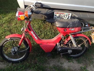 Suzuki FA50 Carburetor for 1980-1991 Scooter Shuttle Moped OEM 13200-02340 FA 50