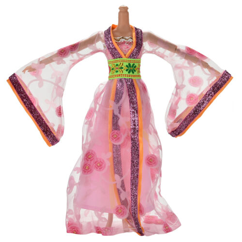 Dress for s Classical Beautiful Chinese Ancient Dress Doll To HF