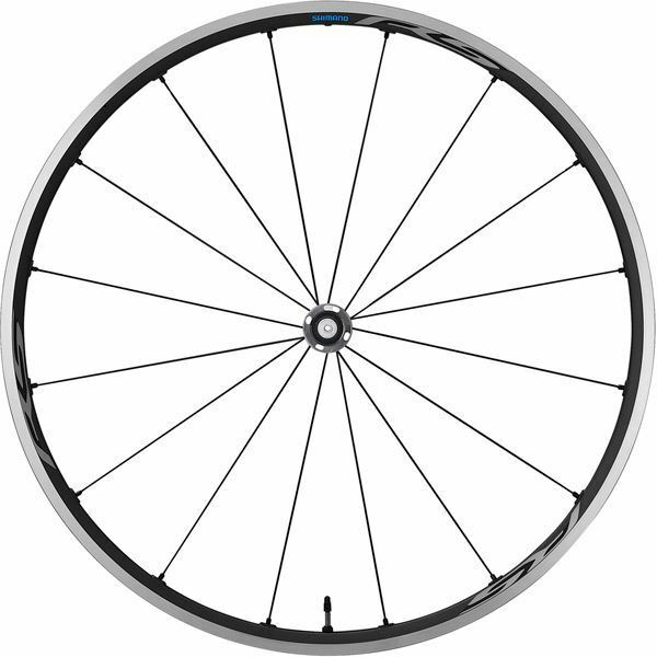 Shimano  RS500-TL Tubeless compatible clincher, front 100 mm Q R, grey  be in great demand
