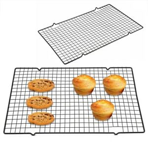 Cooling-Rack-Baking-Rack-Stainless-Steel-Oven-Cooking-Grill-Tray-Biscuit-Cake