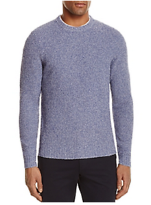 The Men's Store at Bloomingdale's Boucle Textured Sweater, Size L, MSRP