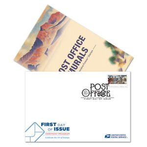 USPS-New-Post-Office-Murals-Ceremony-Program-Random