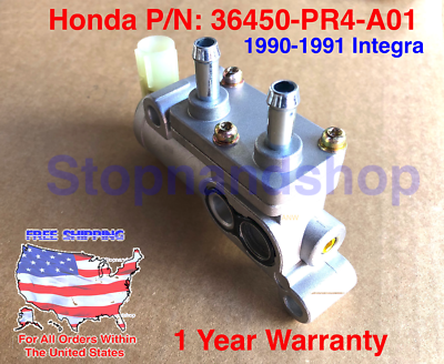 Idle Air Control Valve IAC Speed Stabilizer New Acura Integra 1998-2001