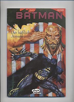 BATMAN # 5 - Der häßliche Amerikaner - EHAPA COMIC COLLECTION 1998 - TOP