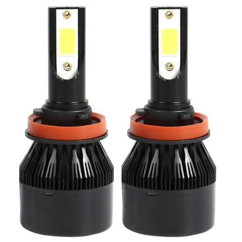 2pcs C6 LED Car Headlight Bulb H1 H3 H4 H7 H11 9005 9006 36W COB Headlamps WT7n