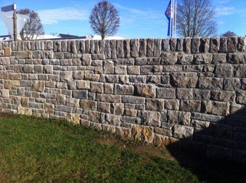 Muschelkalk Mauersteine Trockenmauer Mauerwerk 135,00€//t Naturstein