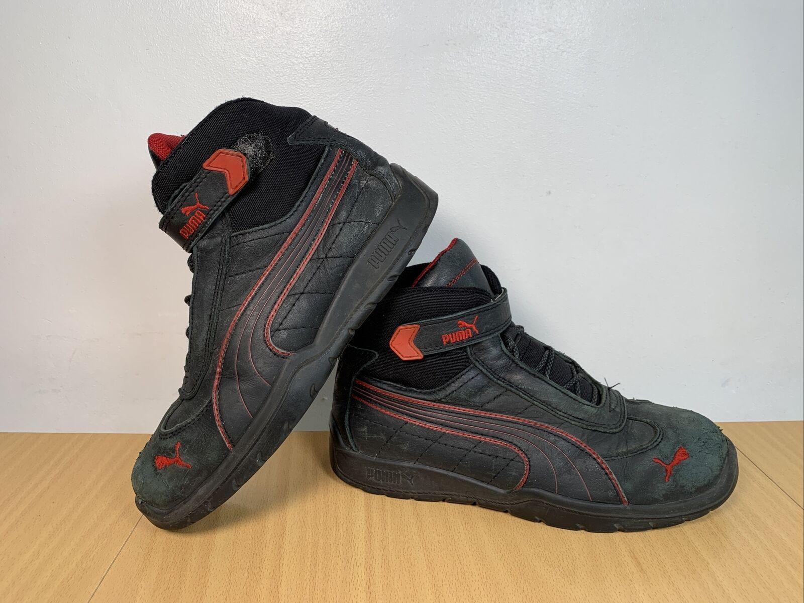 PUMA Daytona Mid Mens Safety Boots Composite Toe Size UK 7 EUR 41