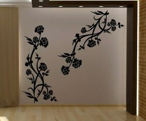 country star wall decor ebay.htm flower duo double wall stickers decal decoration removable  flower duo double wall stickers decal
