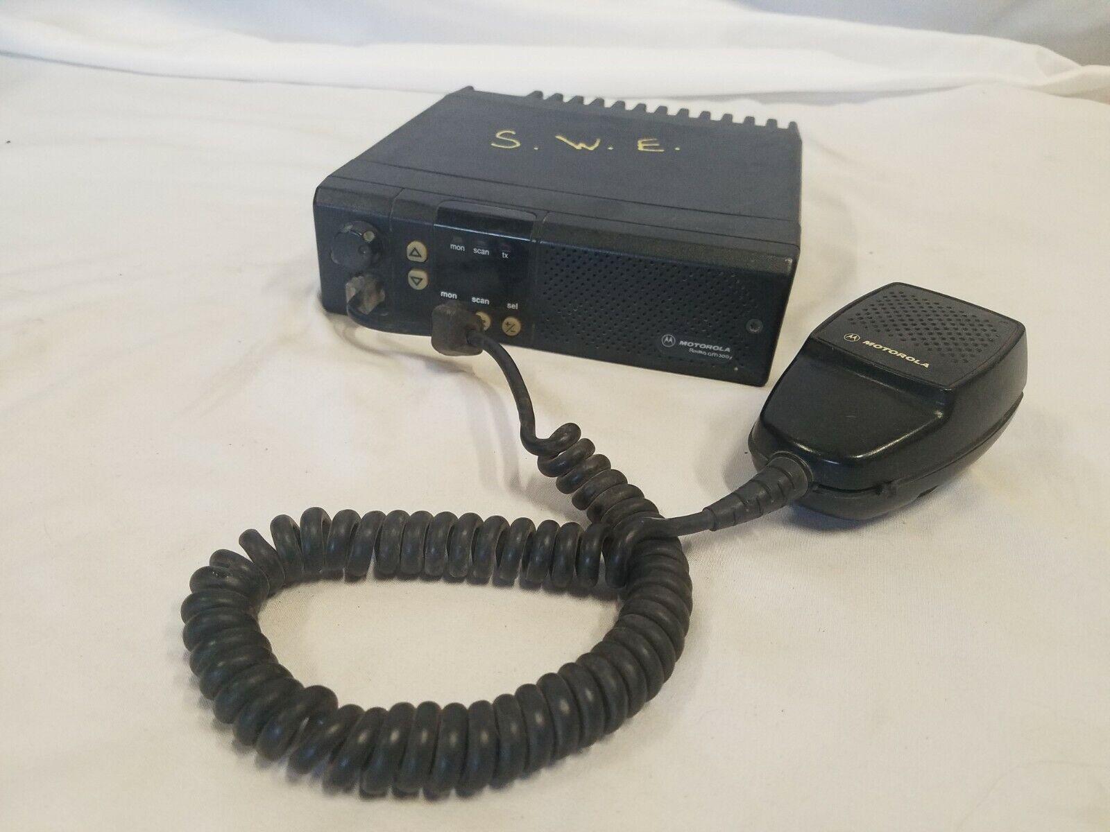 Motorola Radius GM300  M44GMC20D3AA. Buy it now for 99.99