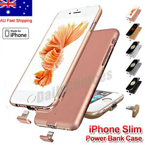 New-Ultra-Thin-Power-Bank-Battery-Backup-Case-Charger-Cover-For-iPhone-6-7-8Plus