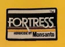 Vintage Farming Patch Fortress Herbiside Monsanto Agriculture Farmer 783R