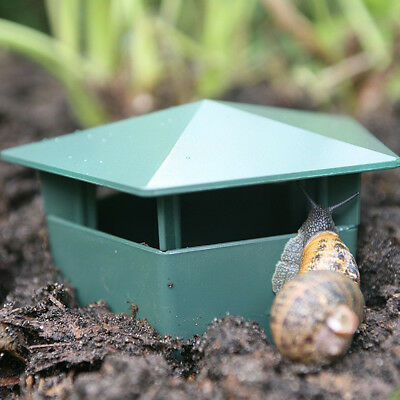 Slug and Snail Trap Catch Slugs Snails Garden Environmentally Friendly  Green
