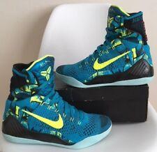 31459b5470aa Nike Kobe 9 IX Elite Blue Perspective Basketball Athletic Shoes Size ...