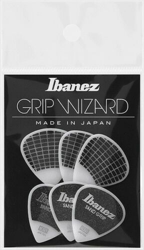 6St IBANEZ PPA16HSG-WH Heavy Sand Grip 1,0mm