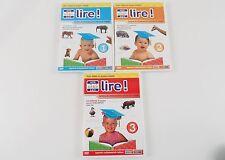 Your Baby Can Read!  French (Mon Bébé Sait Lire!) DVD 3 Volume Set