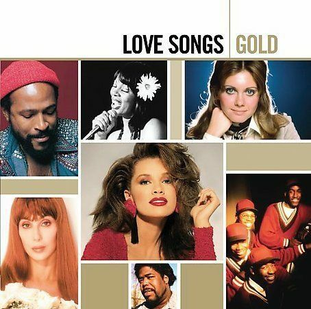 Love Songs GOLD 2006 Hip-O 2 CD compilation set