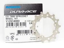 Shimano Ultegra CS-6600 CS-6700 18T Sprocket Wheel Cog for 12-23T Cassette