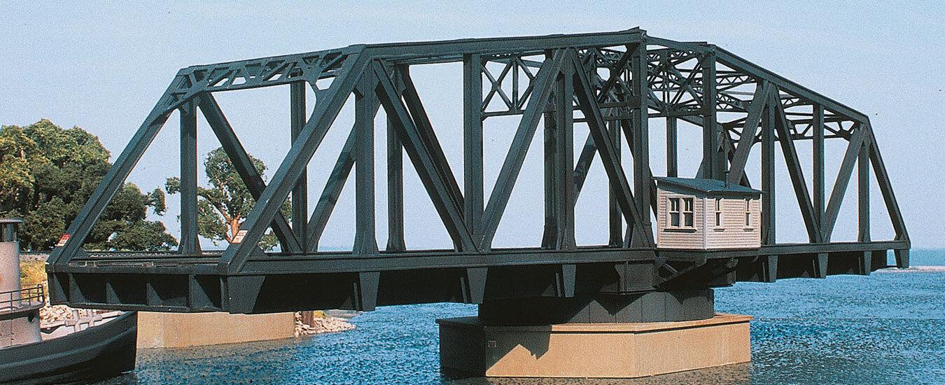 Scala H0  Kit Schwenkbrücke Drehbrücke  3088 Nuovo