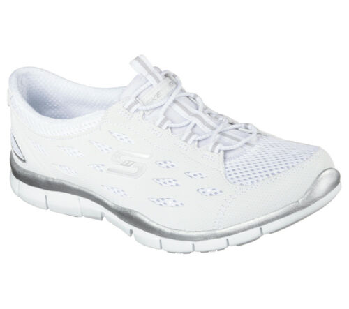 Free White Skechers donna Going Nuove di Places ginnastica da Memory per scarpe Foam ZY7vqO7z