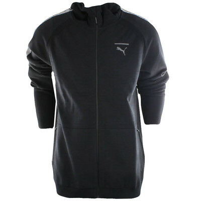 Puma Evoknit Full Zip Hoodie Men/'s Red 573367-09 NEW $150 MSRP