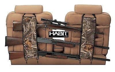 Camouflage GUN RACK CASE CABINET SHOOTING RIFLE SHOTGUN HUNTING PIGEON Slip 5