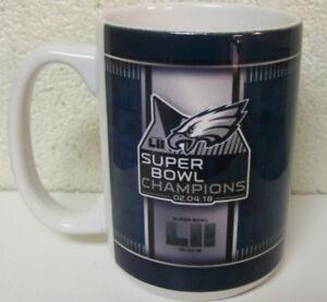 Image Is Loading Philadelphia Eagles Super Bowl 52 Nfl Champions 14