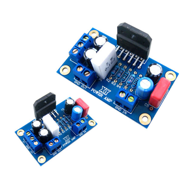 DC 20-28V LM3886TF 68W Sound Audio Amplifier Mono Digital Puissance AMP DIY Kit