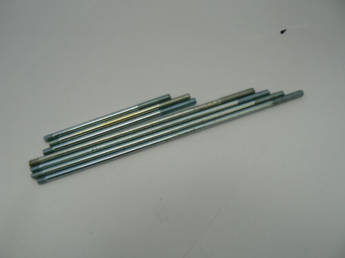 """5 Pack 1//4/""""-20 Thread Trophy Threaded Rods Couplers 9.5/"""" 9/"""" 8.5 8 5.5 5/"""" 4.5inch"""