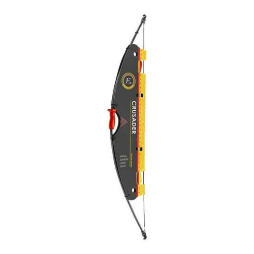 Arco Ricurvo Crusader Kit 10-15 libbre con 2 frecce mirino poggiafreccia