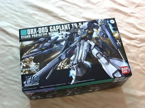 Bandai 1 144 HGUC 073 ORX-005 Gaplant TR-5 Hrairoo