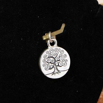 STERLING SILVER TREE OF LIFE PENDANT SOLID.925 /NEW NICKEL FREE JEWELLERY