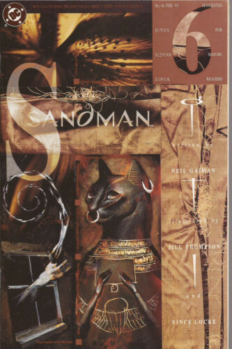 SANDMAN # 46 NICE COPY NEIL GAIMAN
