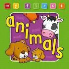 My First Animals by Anna Award (Board book, 2009)