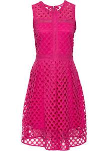 Aufregendes-Cocktail-Kleid-in-Pink-Gr-46-M2058-965370