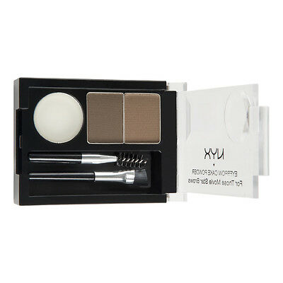 NYX Eyebrow Cake Powder (ECP) - Pick Any 1 Shade