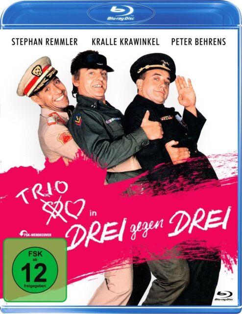SPIELFILM - TRIO-DREI GEGEN DREI (BLU-RAY)  BLU-RAY NEU